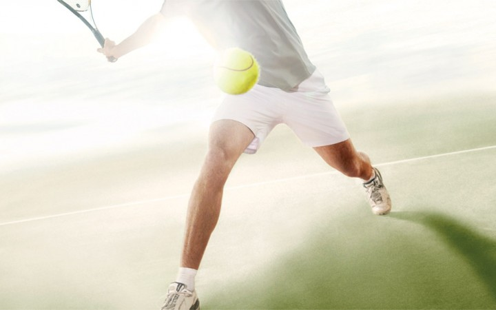 Cardio + Tennis = Perfect Match