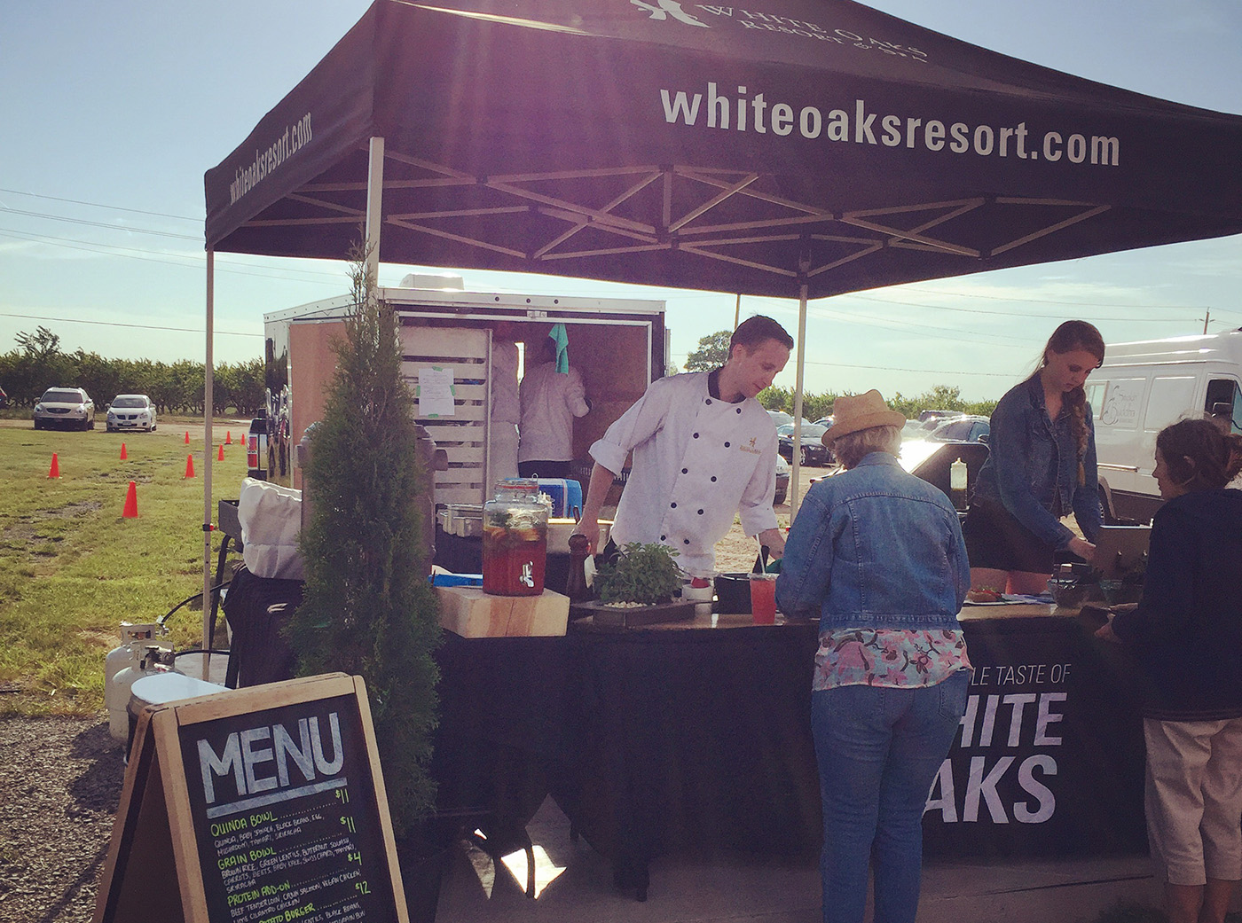 white oaks supper market niagara
