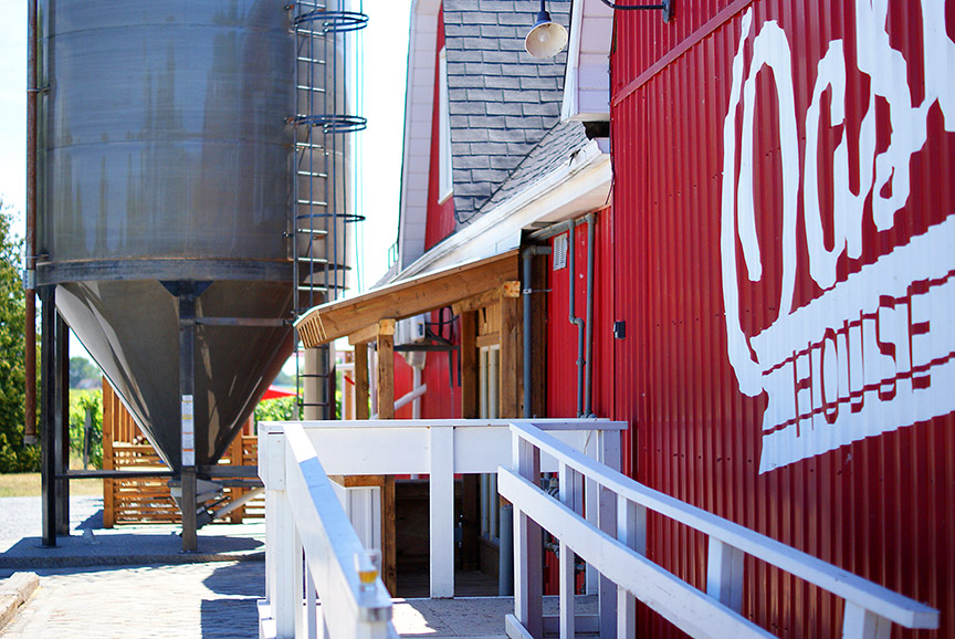 oast house brewery