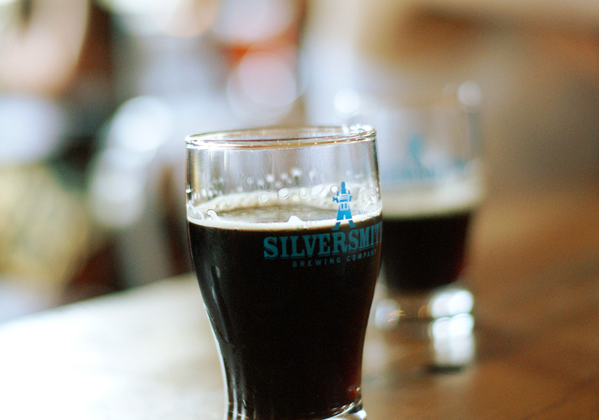 silversmith brewery