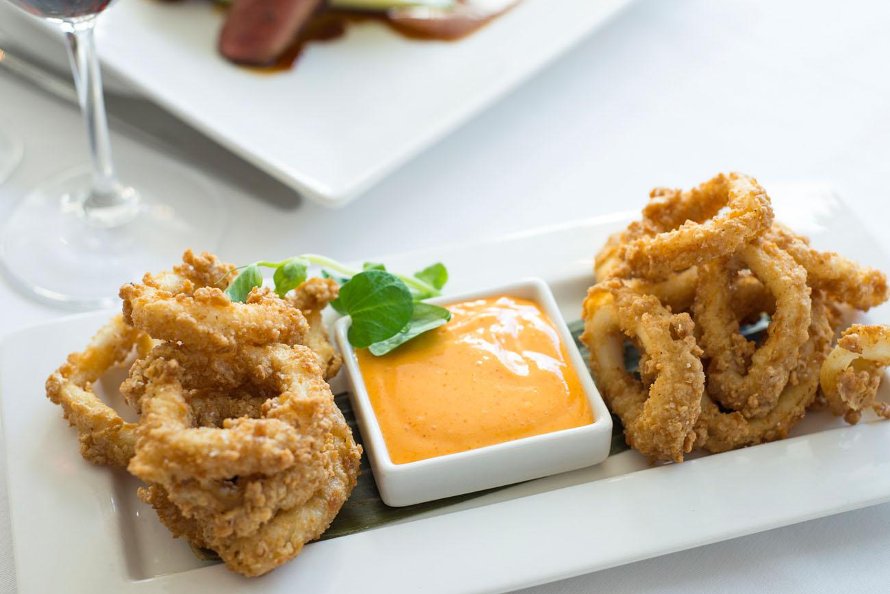 niagara restaurant calamari